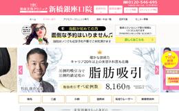 湘南美容外科新橋銀座口院(サイトイメージ)