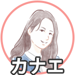カナエ顔アイコン